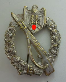 Infantry assault badge Wehrmacht Third Reich