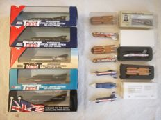Lledo - Scale ca. 1/76 - 1/64 - Lot with 15 models