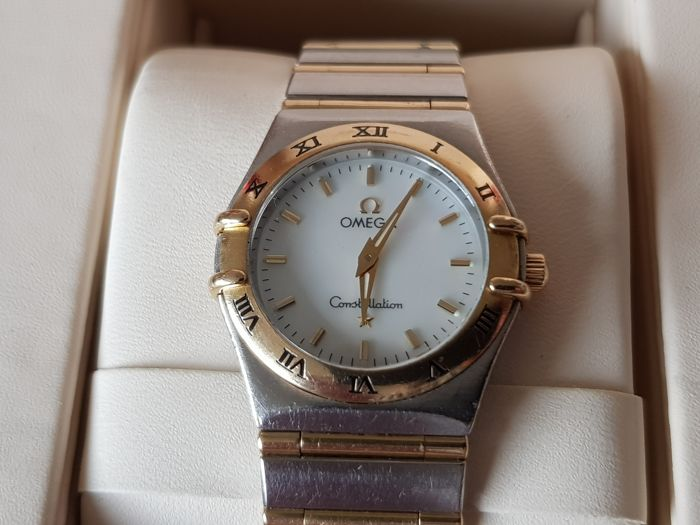 Omega Constellation Quartz ladies watch