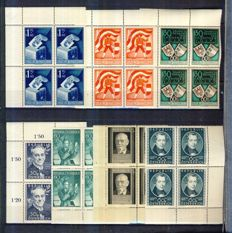 Austria 1948/1959 - A selection on Stock Pages
