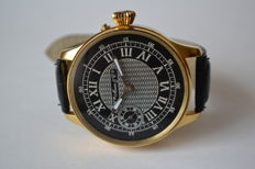 Henry Moser - marriage men's wrist watch - 1900