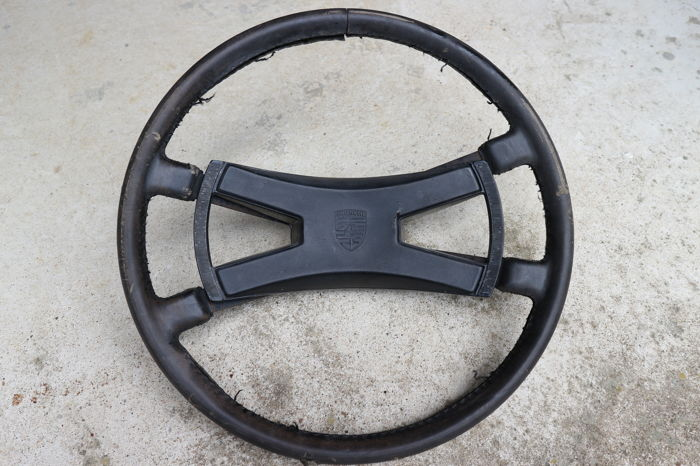 Porsche - Steering wheel with horn for 911 - [1965-1973]
