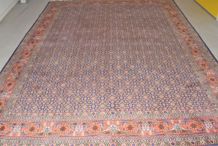 Persian Ardabil, almost 50 years old and in excellent condition! 335 x 245cm