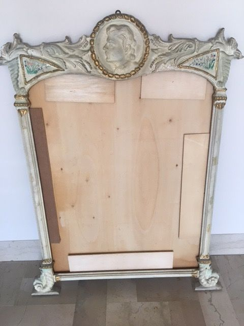 Art Nouveau mirror frame - France, 20th century