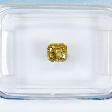 Diamant - 0.48 ct, VS2