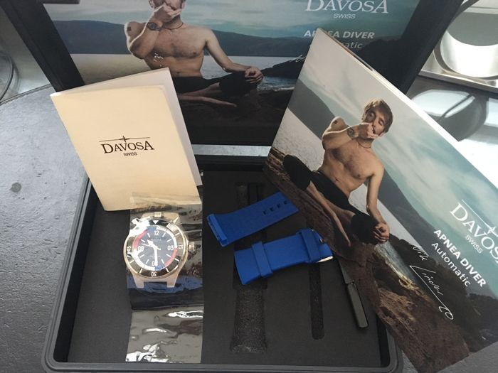 DAVOSA APNEA DIVER- 2016- PRISTINE CONDITION!