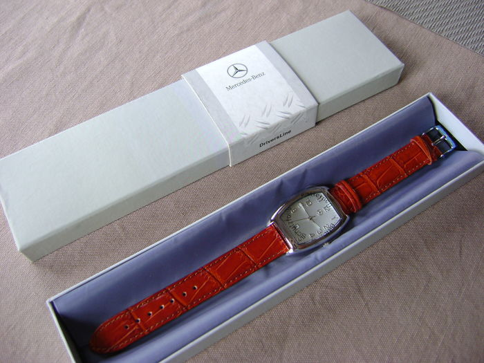 Mercedes men's watch