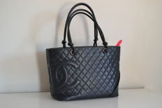 Chanel - Cabas Bag - Cambon Collection