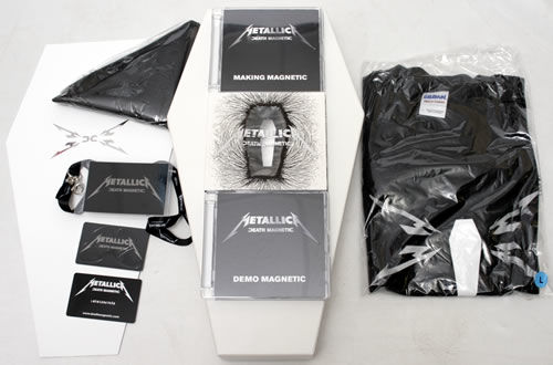 Metallica - Death Magnetic Boxset Limited Edition 2008