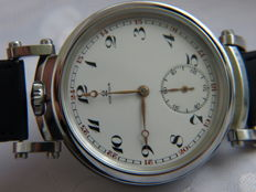 23. Omega men's marriage wristwatch 1929-1935