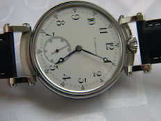 15. L. Leroy marriage men's wristwatch 1900-1910