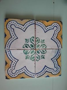 Lisbon Tiles from the 19th century