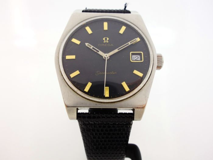 Omega Seamaster Cal.613 Men's WristWatch 1960's