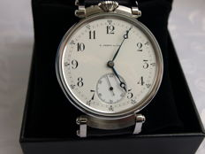 5 L. Leroy marriage men's wristwatch 1900-1910