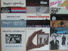 Lot of 19 LP Albums By Dutch Rock Bands 1978 - 1984