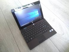 HP Mini 5103 Subnotebook - Intel Atom 1.66Ghz, 2GB DDR3 RAM, 250GB HDD, Windows 10 - with charger