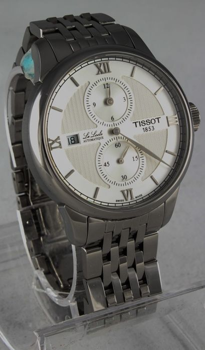 ec264223057 Tissot Le Locle Régulateur – Wristwatch – Modern - Catawiki