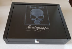 Montegrappa ITALIA - Fortuna skull - limited - fountain pen