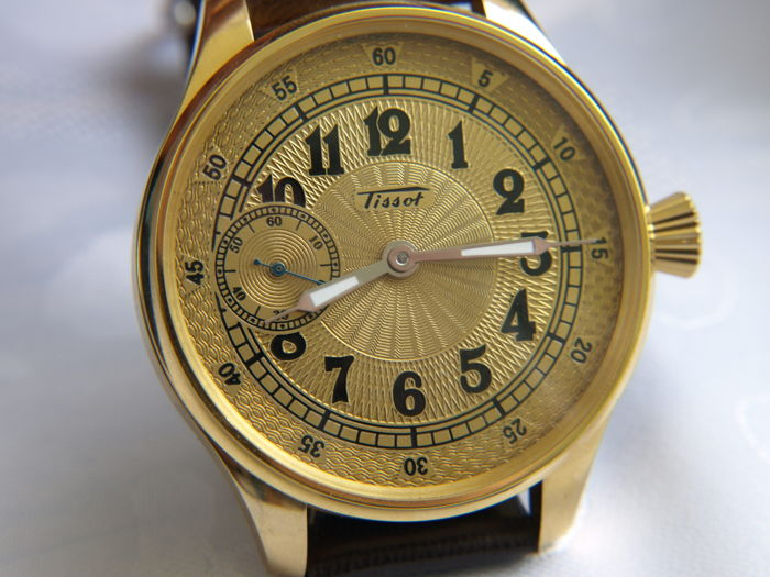 21 Tissot men's marriage wristwatch 1901 -1905