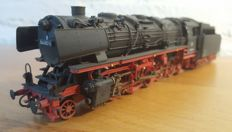 Roco H0 - 63235 - Steam locomotive with tender Series BR 044 of the DB, lightly weathered