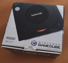 Japanese version Nintendo Gamecube black - Boxed.