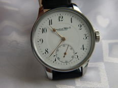 30 IWC Schaffhausen marriage men's wristwatch 1910-1911