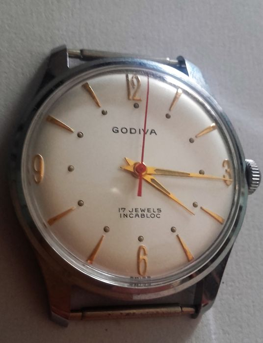 GODIVA classic Swiss made – Men's – 1960-1969