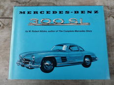 Mercedes-Benz - 300 SL book