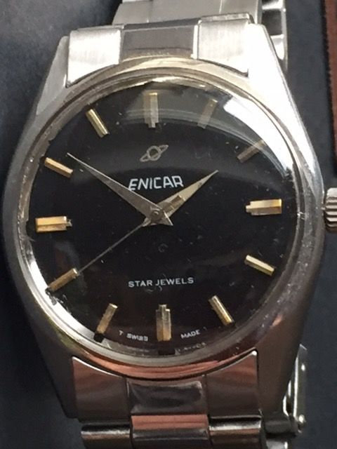 Enicar-Watch Company Swiss-Automatic-Men's-Rear