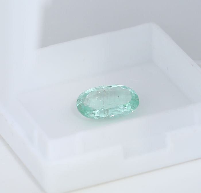 Neon Green Paraiba Tourmaline - 3.03 ct.