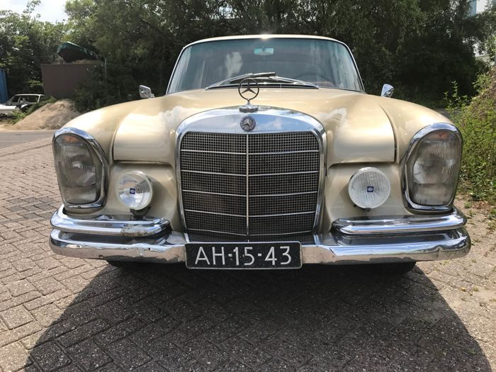 Mercedes-Benz - 220SE coupé - 1968