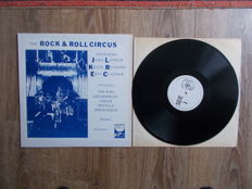 "The Rolling Stones Lp  "" Rock And Roll Circus "" Unofficial Release ,"