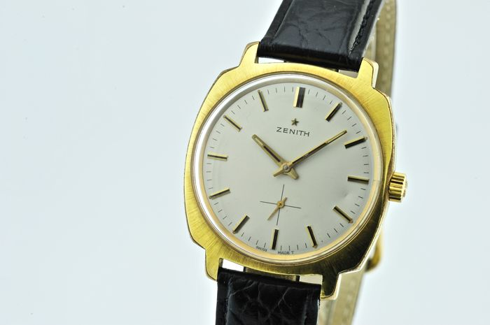 Zenith vintage men's watch from the '70s