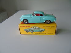 Dinky Toys-France - Scale 1/43 - Coupe Borgward Isabella No.549
