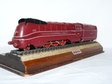 Märklin H0 - 3089 - Streamlined steam locomotive with tender Series BR 03 of the Deutsche Reichsbahn Gesellschaft (DRG)
