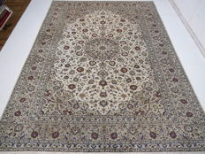 Wonderful Persian carpet Kashan / Iran 400 x 295 cm end of the 20th century Very good condition – excellent quality – oriental carpet ***Top Professional Organic Cleaning***