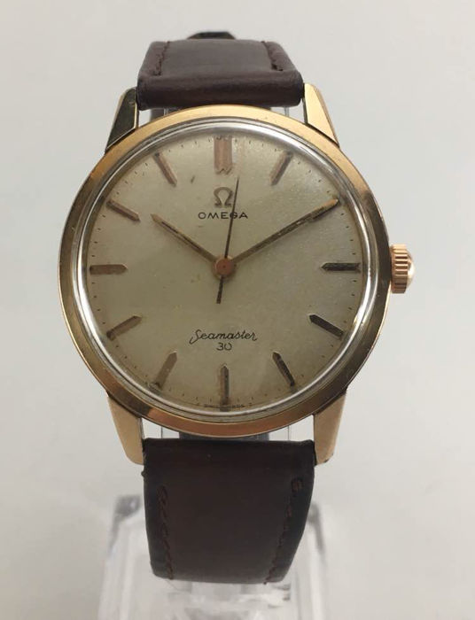 Omega Seamaster – Men's Watch – From 1964