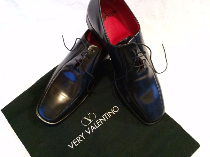 Unique Very Valentino - Luxury Lace-up shoes