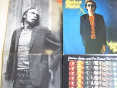 Great Lot with 10 Albums of Punk/New Wave Bands Graham Parker & The Rumour and The Pretenders
