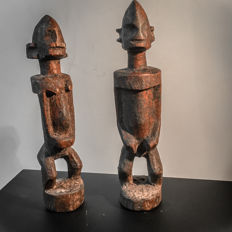 Miniature primordial couple - DOGON - Mali