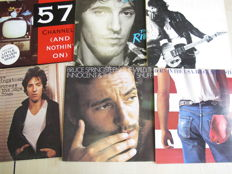 Nice Lot with 6 Albums of Bruce Springsteen