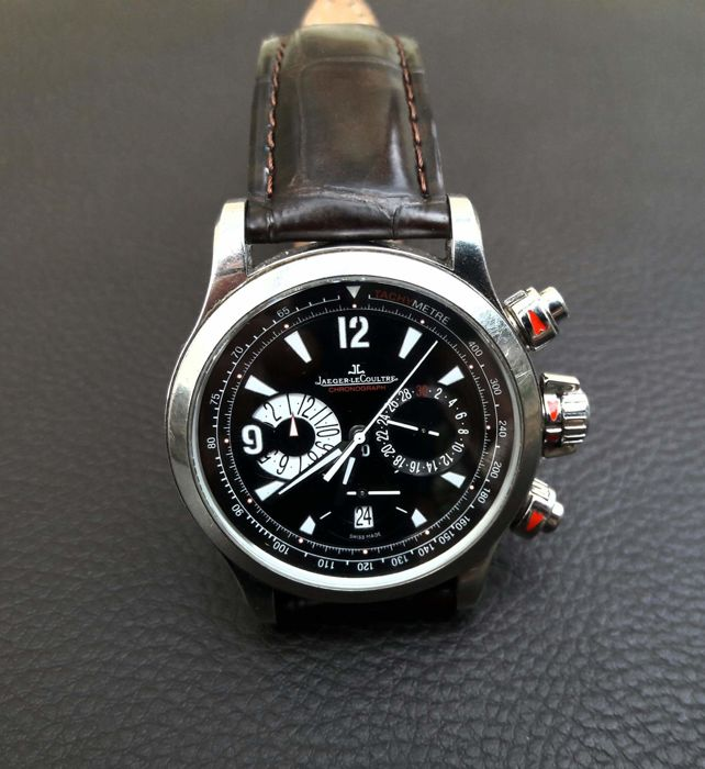 Jaeger LeCoultre Master Compressor Ref. No.	146.8.25 - Wristwatch