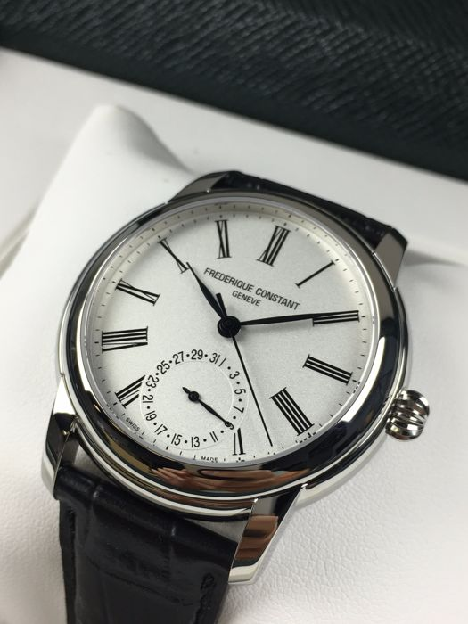 Frederique Constant Maxi manufacture automatic reference  FC-710MS4H6 –  men s watch 9e22ab99fa9