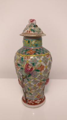 Small porcelain vase - China - 19th century