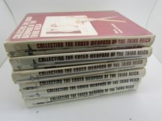 Thomas M. Johnson - Collecting the Edged Weapons of the Third Reich - 6 volumes - 1975/1992