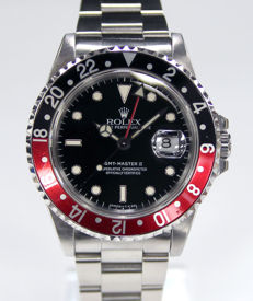 Rolex GMT Master II - Men's - 1993