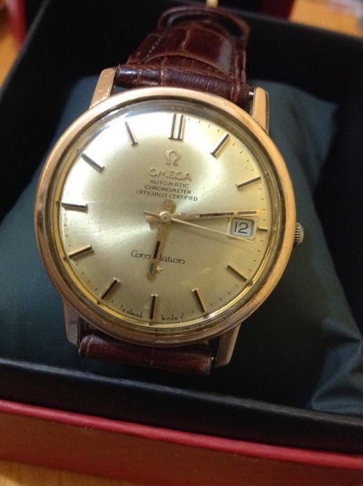 Omega Constellation -  men's  - 60s