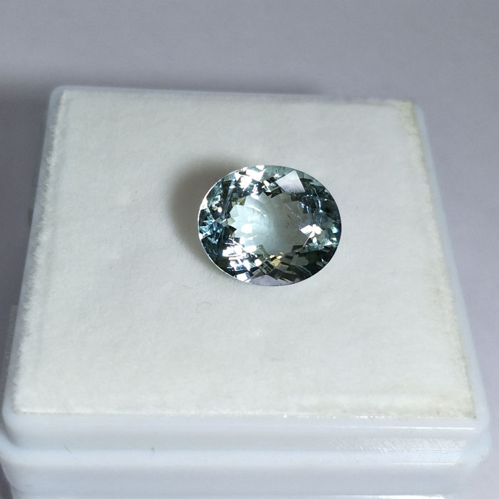 Aquamarine - 5.19 ct