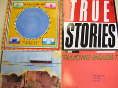 Nice Lot with 8 Albums of The Talking Heads