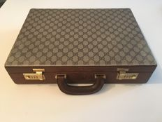 Gucci - Rare Vintage Briefcase - Collector's item